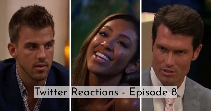 Hilarious Twitter Reactions From Episode 8 of The Bachelorette – Tayshia Adams