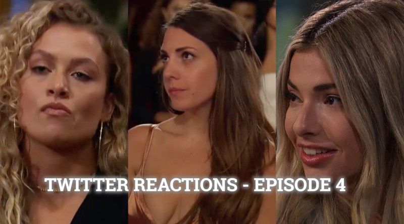 Hilarious Twitter Reactions From Episode 4 of The Bachelor