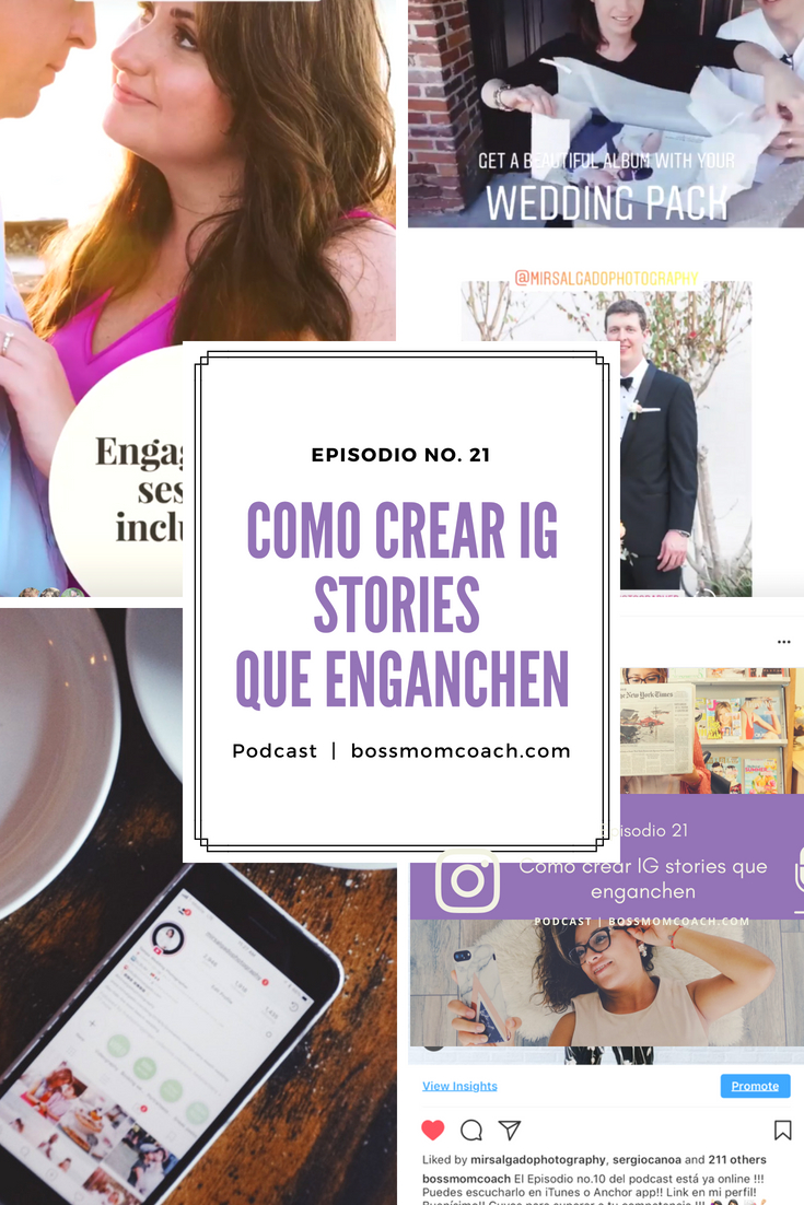 Como crear IG stories que enganchen