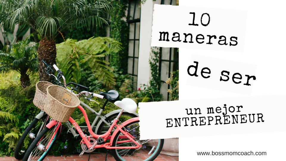 10 maneras blog