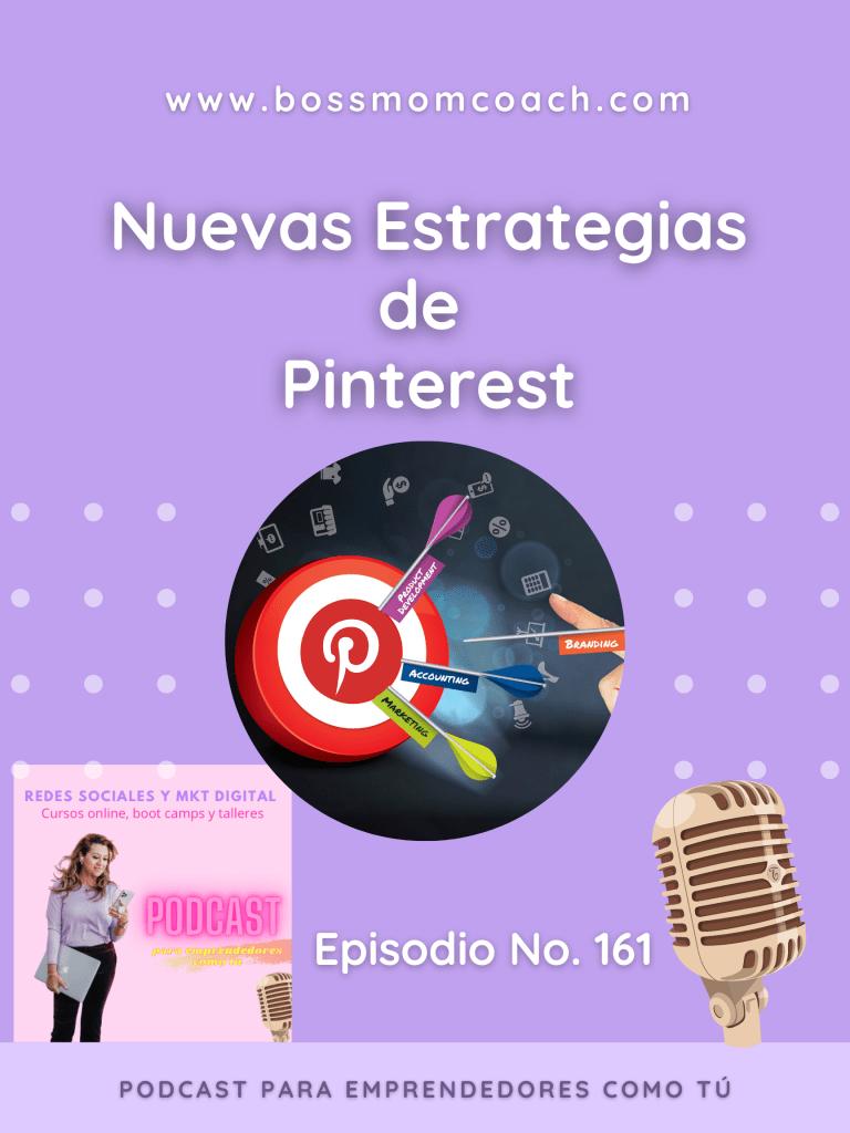 Estrategias de Marketing e Pinterest