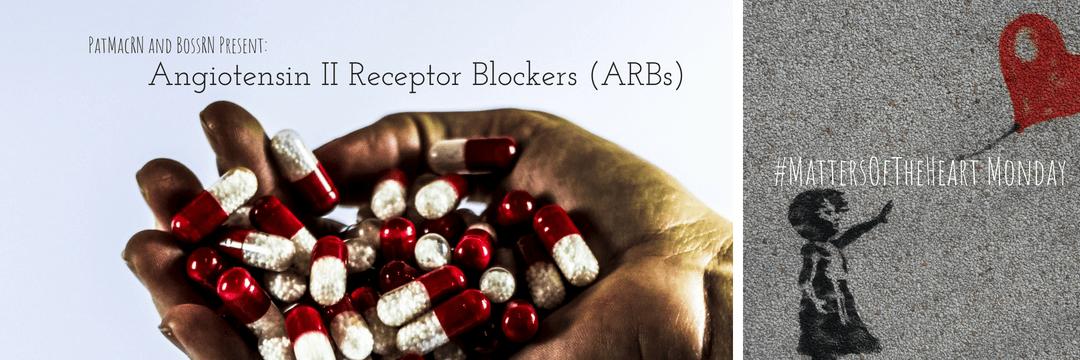 Angiotensin II receptor blocker (ARB)