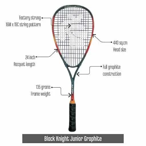 Junior-Squash-Racquet_Black-Knight-Grapihite