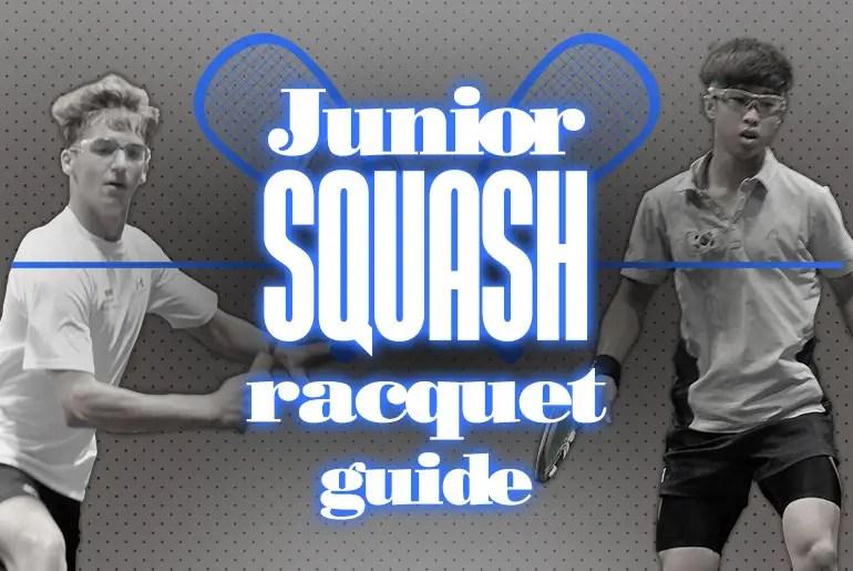 Junior Squash Racquet 2019 2020