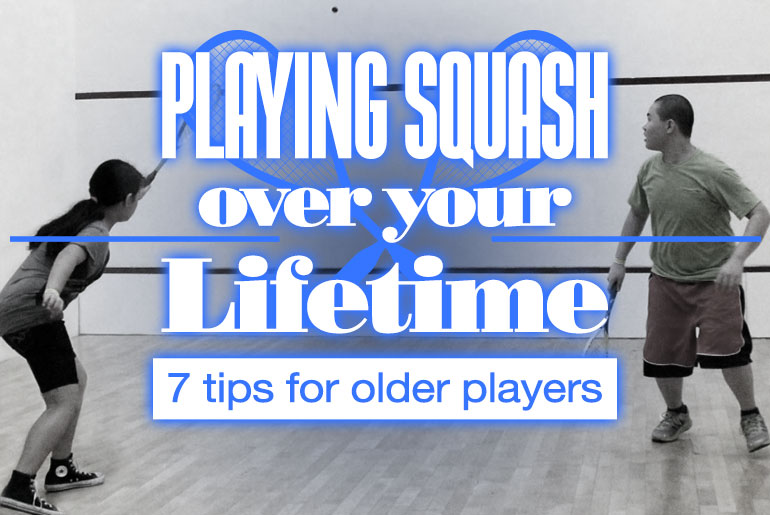 Playing Squash 7 Tips Older Players 2