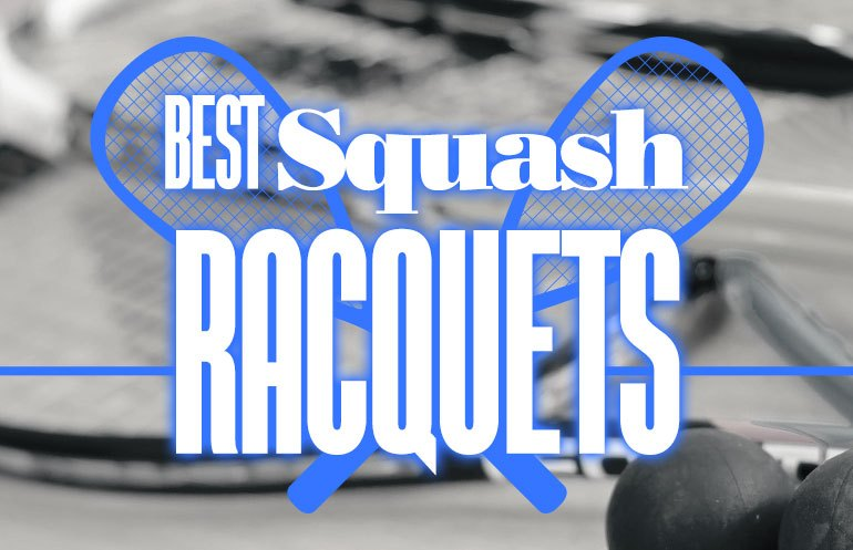 Wide Best Squash Racquets