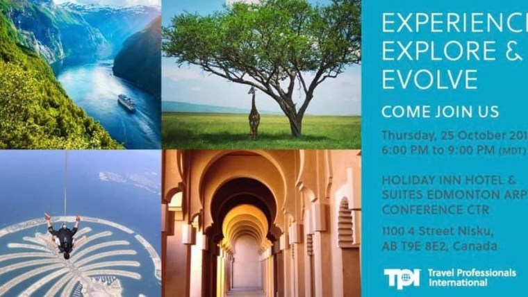 Travel Expo: Experience, Explore & Evolve