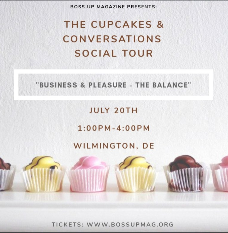 The Cupcakes & Conversations Social Tour!