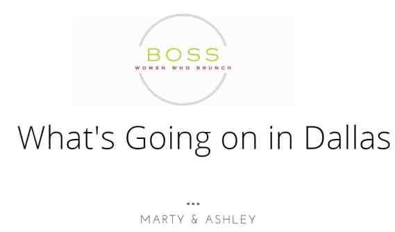 Boss Blog 3