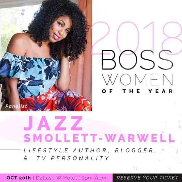 Jaz Smollett Boss Women Who Brunch