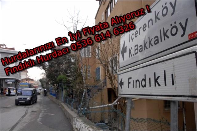 Fındıklı Hurdacı - 0536 614 6326