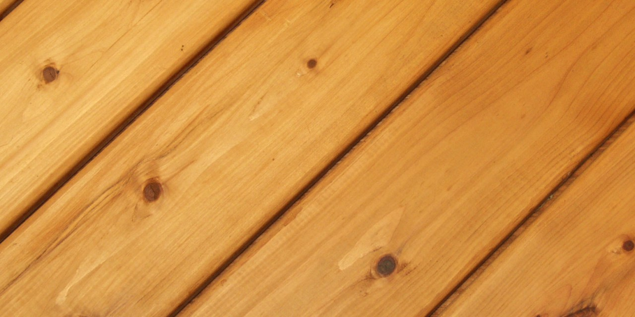 Which Cedar for your new Deck?