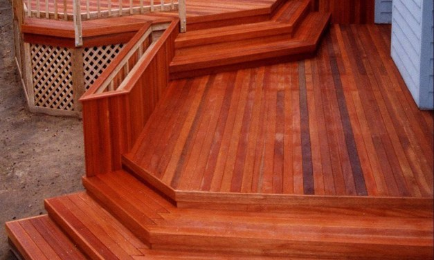 Is Mahogany too expensive for your deck?