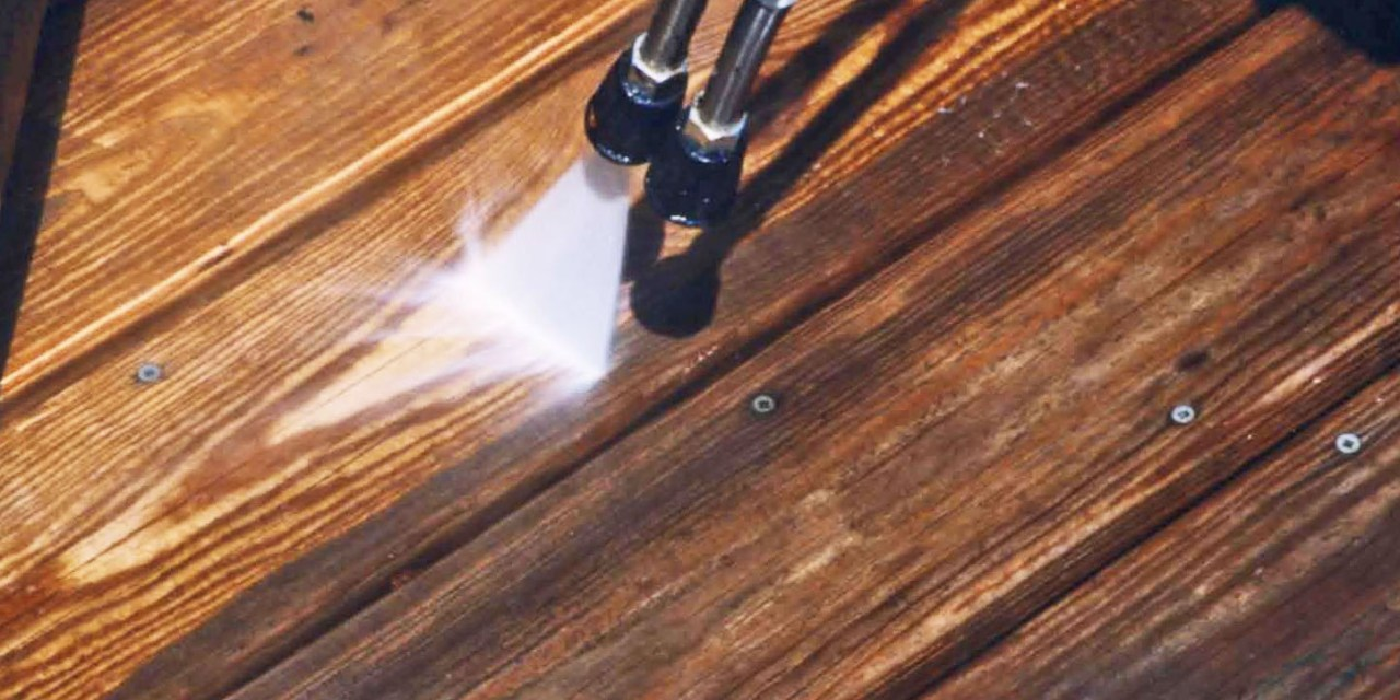 Are you feeling pressured to treat your pressure treated deck? Options for restoring your PT deck