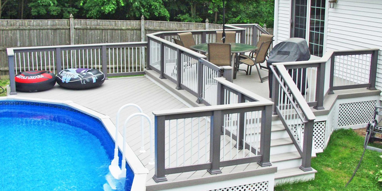 A Pool Deck Solution