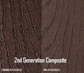 Trex Composite Woodland Brown