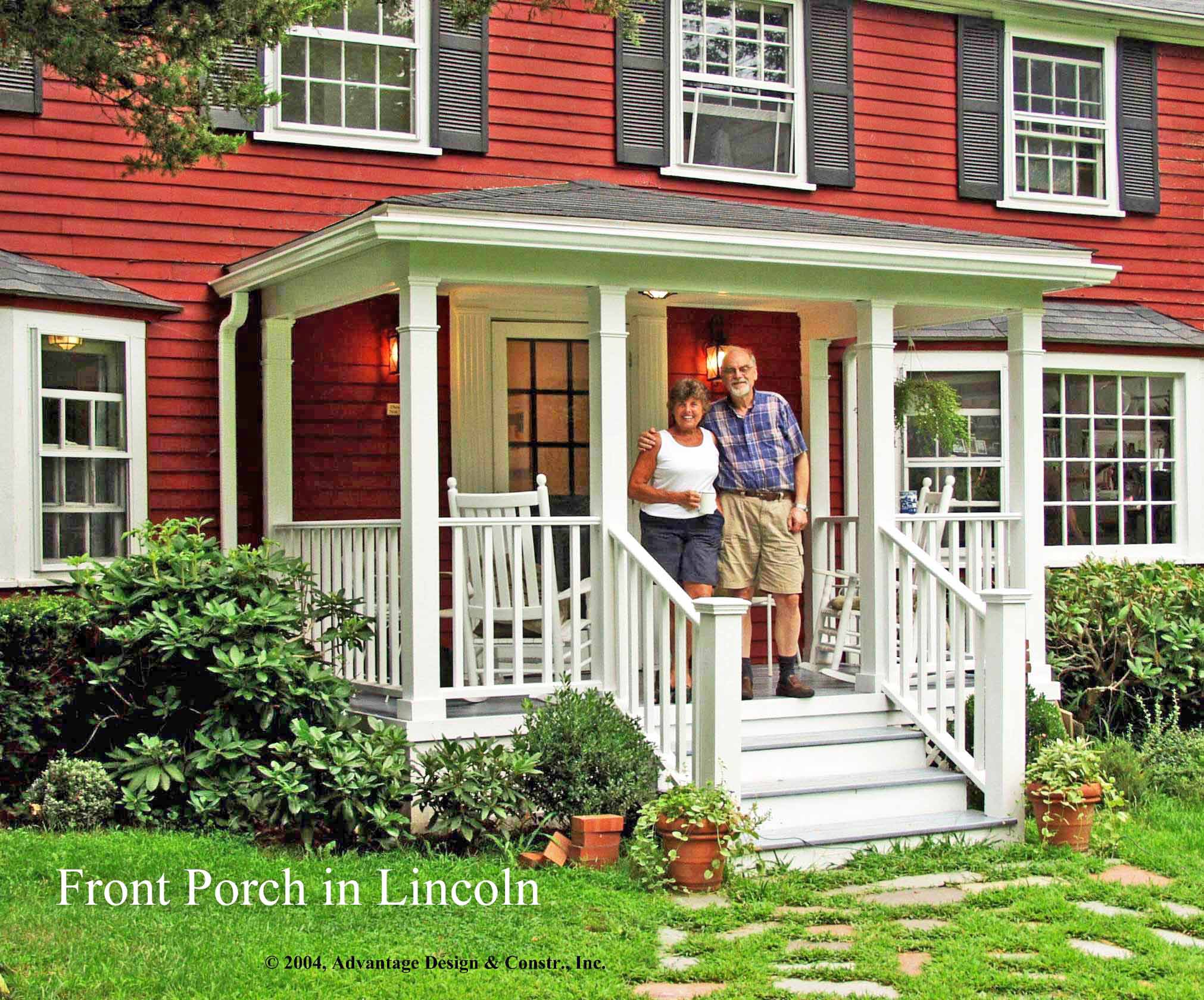Six Kinds Of Porches For Your Home Suburban Boston Decks