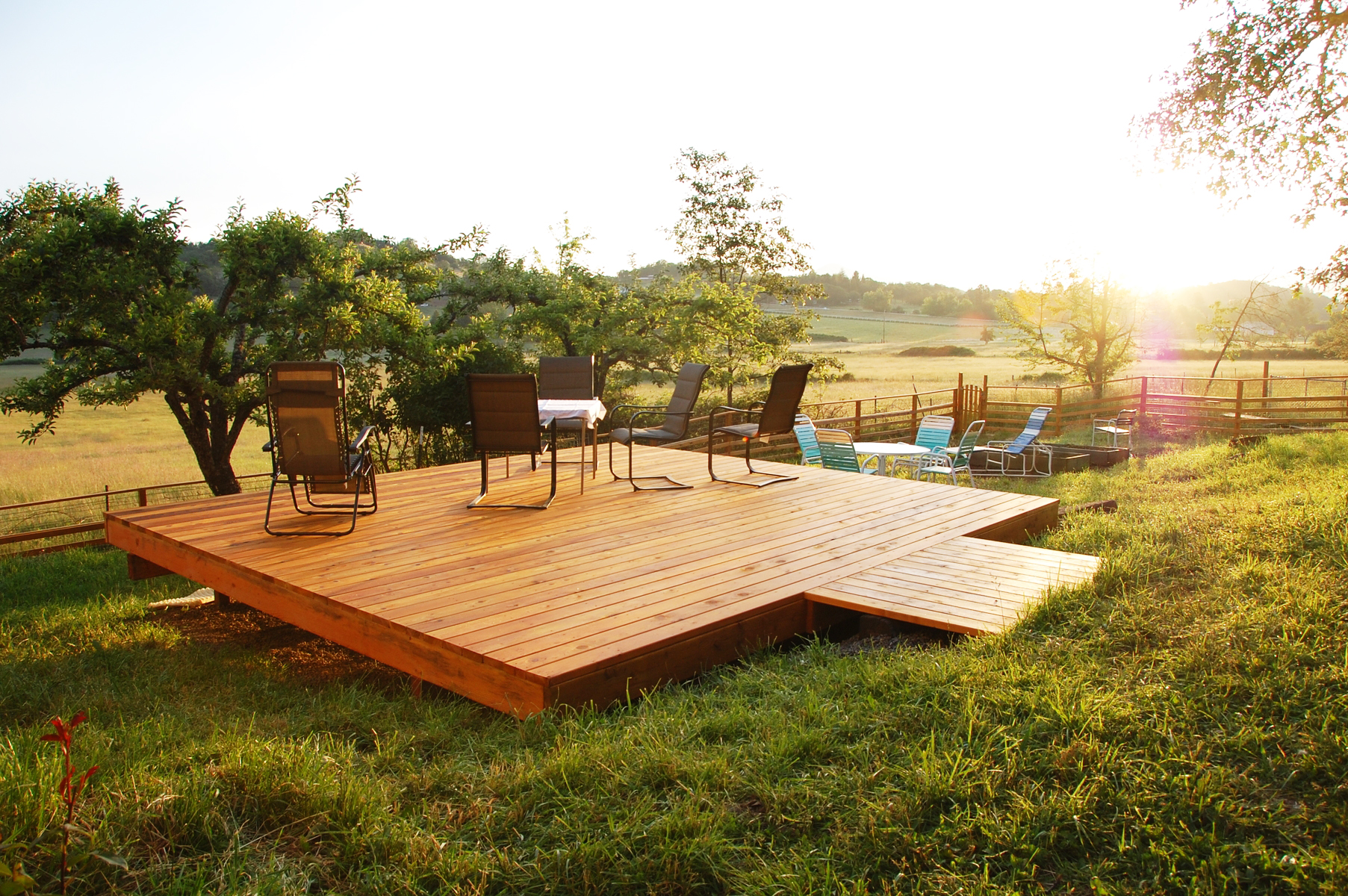 Stand Alone Deck Designs : What is a u cfreestanding decku d and why would you want one