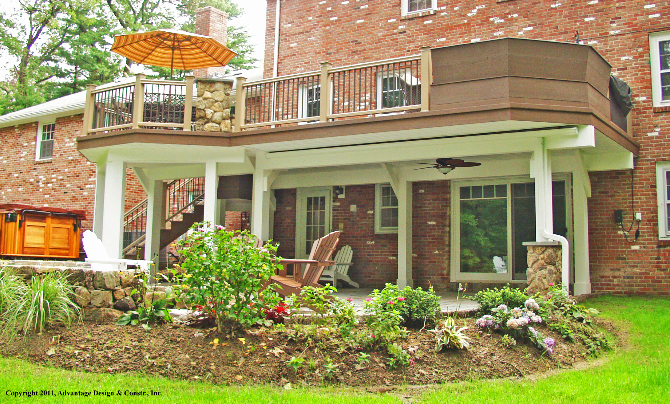 What Is A Freestanding Deck And Why Would You Want One Suburban Boston Decks And Porches Blog