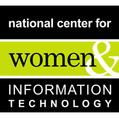 NCWIT Non Profit Career Fair Sponsor