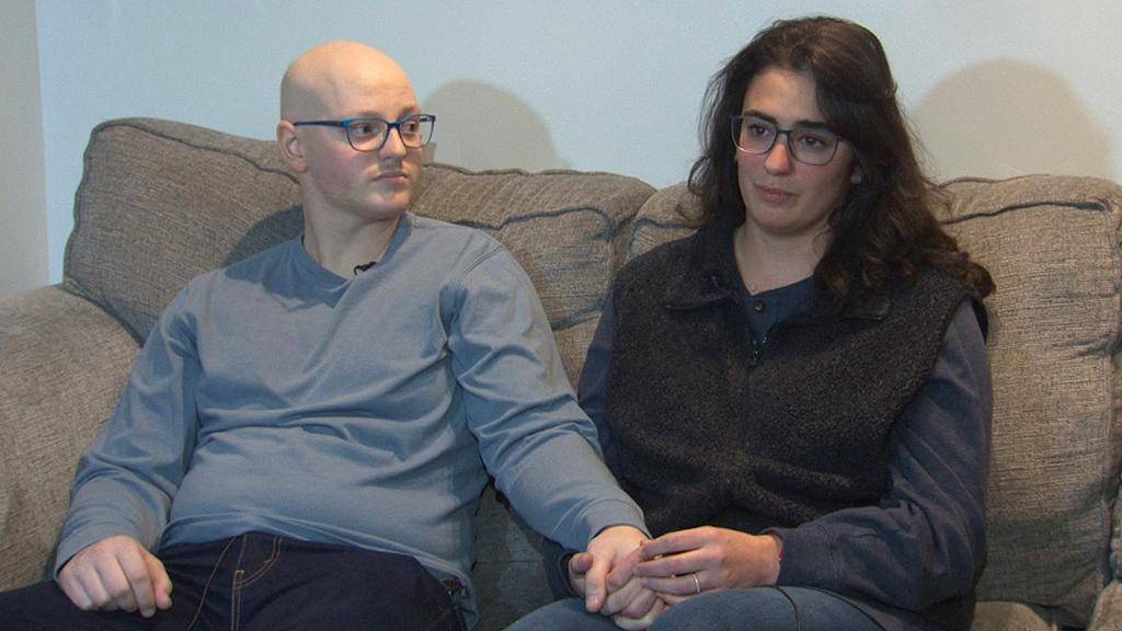 phil - After Terminal Cancer Diagnosis, Lunenburg Couple Gets Help Planning Dream Wedding – CBS Boston