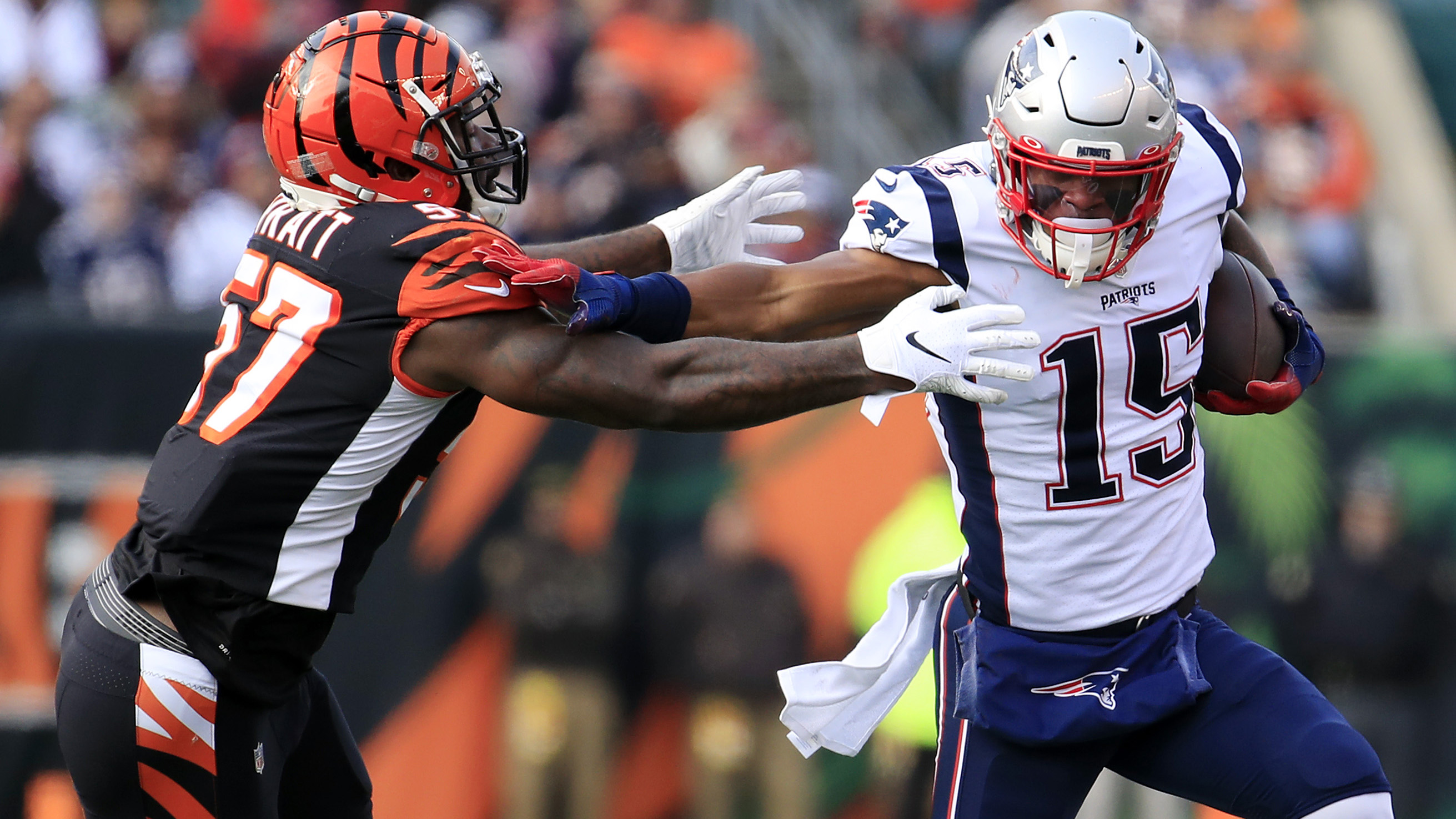 GettyImages 1194135908 - Four Ups, Four Downs From Patriots' Blowout Win Over Bengals – CBS Boston