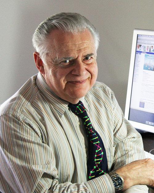 Dr. Stanley Cohen was awarded a 2018 Golden Goose Award