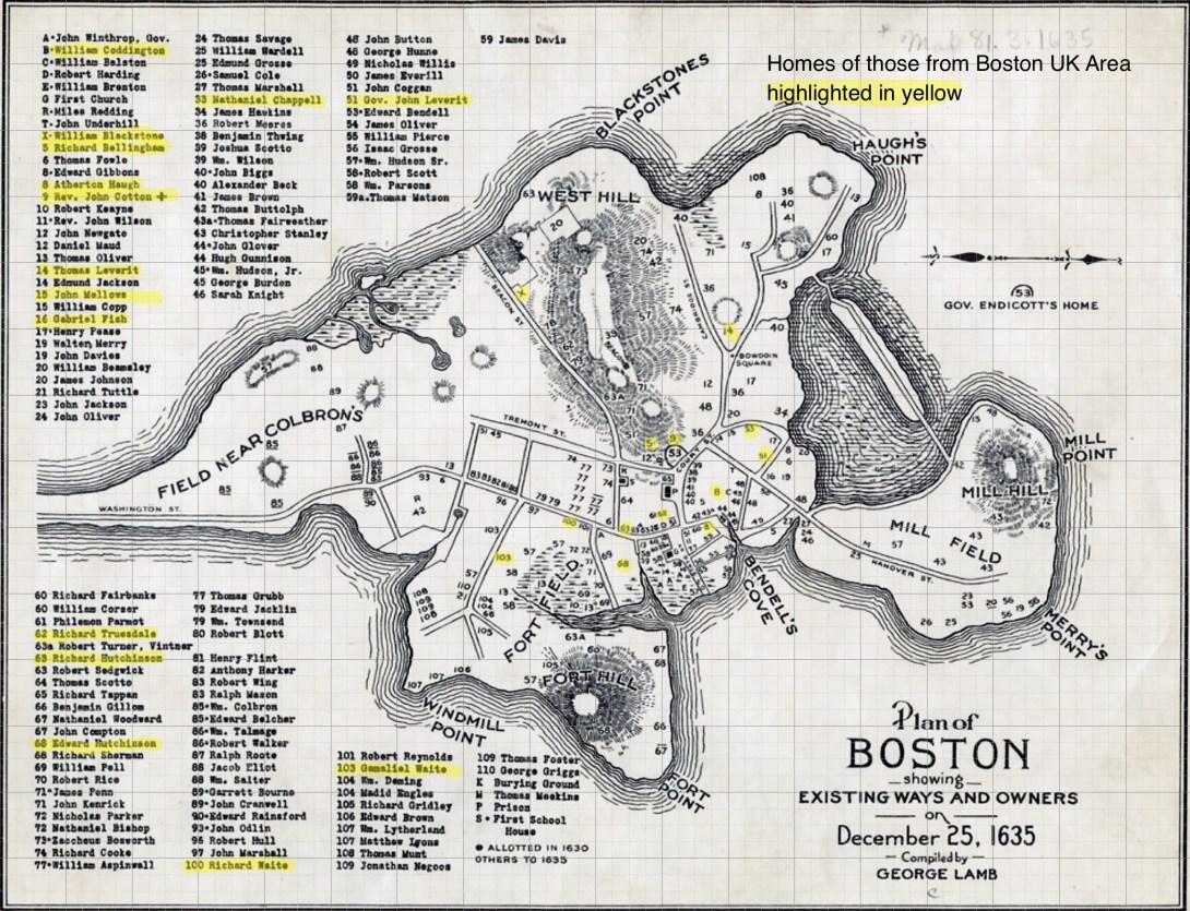 BOSTON HOMES