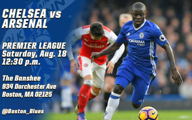 Chelsea vs Arsenal_Match Graphic