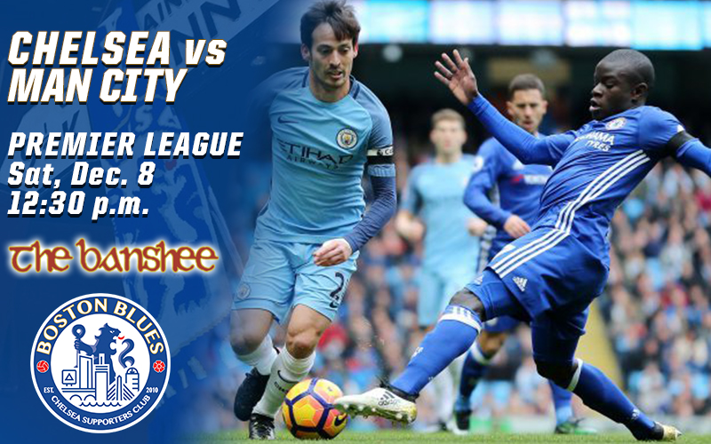 Chelsea vs Man City_Match Graphic