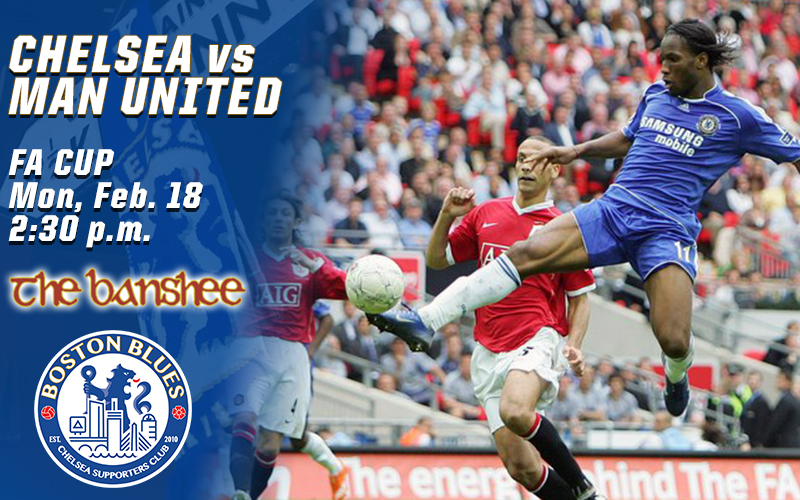 Chelsea vs Man U_Match Graphic_FA Cup