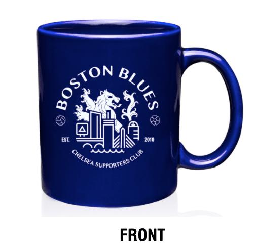 Boston Blues - 11 oz. Mug