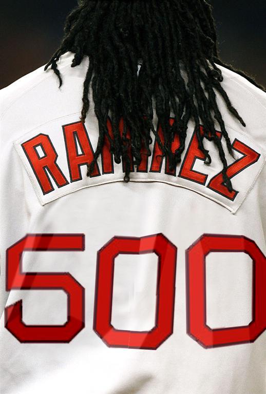 Manny Ramirez, 5/31/2008