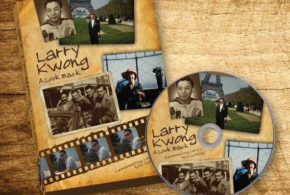 Larry 90th DVD