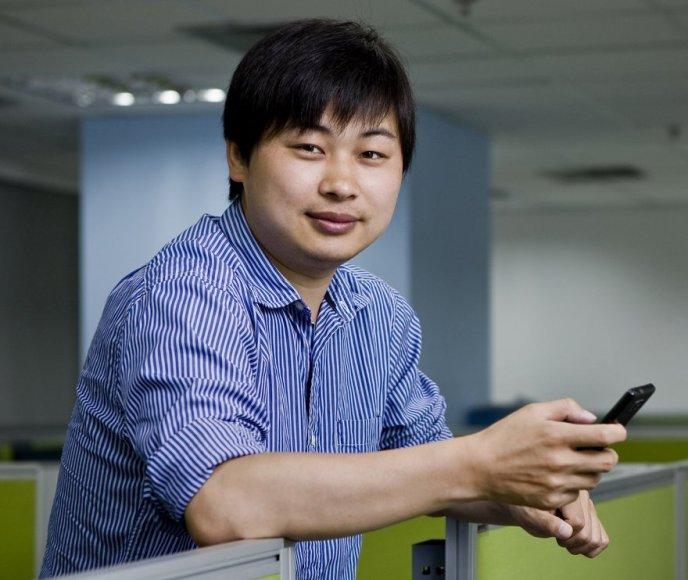 CEO_Yang_Yongzhi