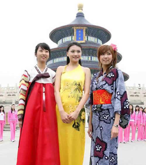 Korea_China_Japan_Models
