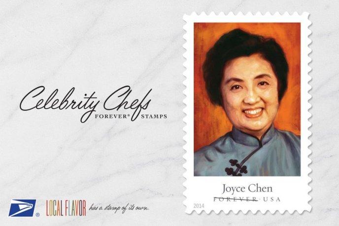 2014_Joyce_Chen_Stamp