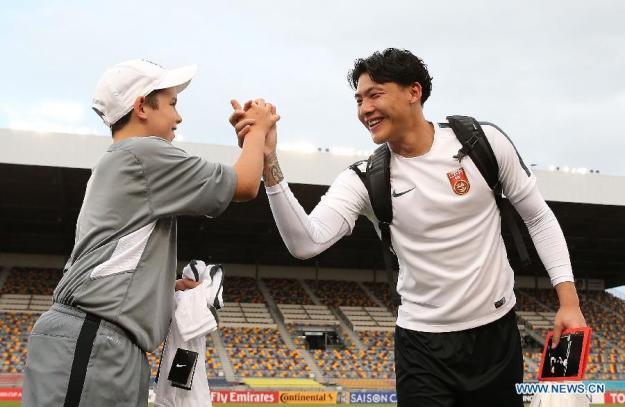2015_Chinese_Football_Ballboy