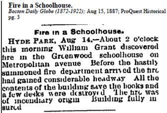 Greenwood Grammar School