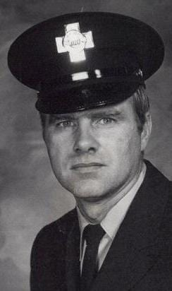 Photo of Fire Fighter Thomas L. Conley, Engine Company 41, LODD 1/8/1986.