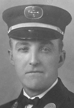 Captain Richard S. HUmphreys, Engine Company 39, LODD May 17, 1937.