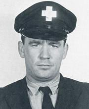 Fire Fighter Thomas W. Beckwith.