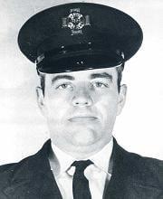 Fire Fighter Richard B. Magee.