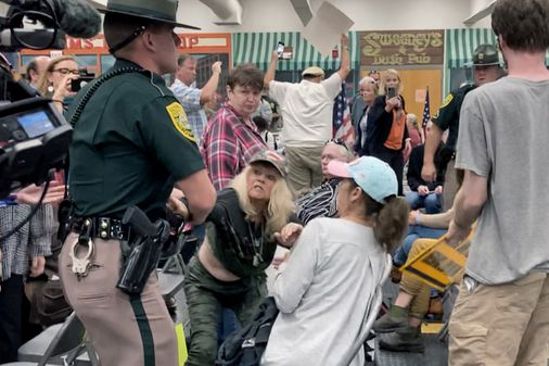Watch In New Hampshire, protests over COVID mandates roil state, native governments – The Boston Globe – COVID-19 News