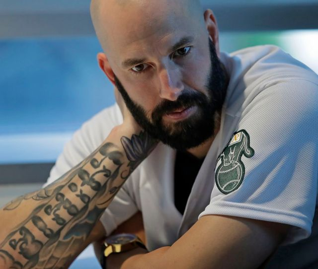 Mike Fiers Declines To Discuss Whistle Blower Role In Astros