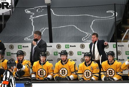 It Doesn't Take An Analytics Expert To See The Bruins Will Need Help — Any  Help — At The Trade Deadline - The Boston Globe