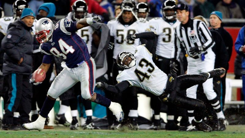 Former Patriot Ben Watson is so much more than just a football ...