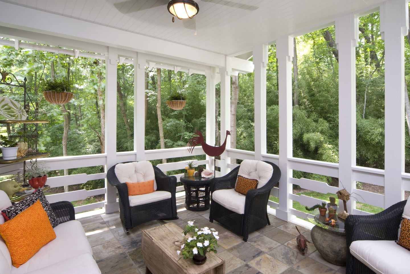 advice on adding a screened in porch