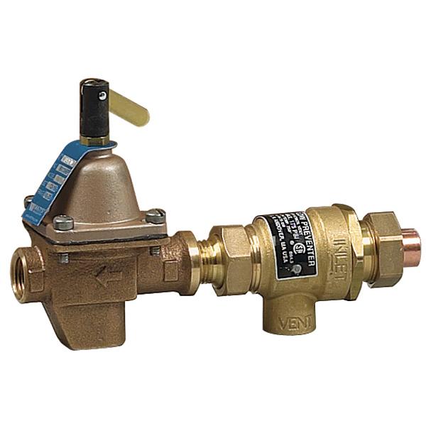 High Pressure Steam Control Valve