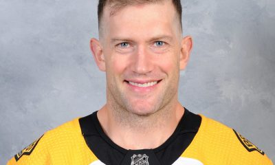 Boston Bruins David Backes